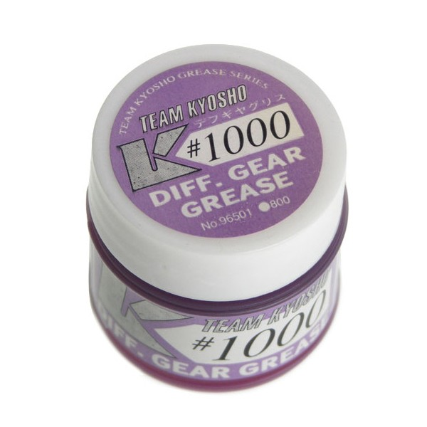 KYOSHO DIFF GEAR GREASE 1000