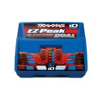 TRAXXAS - CHARGEUR EZ-PEAK DUAL RAPIDE LIPO/NIMH 8A TRX2972G