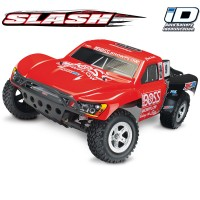TRAXXAS - SLASH 4x2 1/10 BRUSHED TQ 2.4GHZ - iD 58034-1