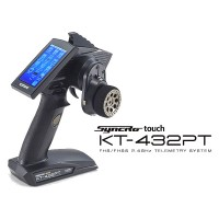 KYOSHO - EMETTEUR SYNCRO TOUCH KT-432PT 82136