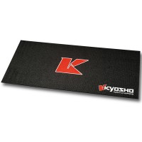 KYOSHO - TAPIS DE STAND KYOSHO BIG K 2.0 - NOIR (61X122CM) 80823BK