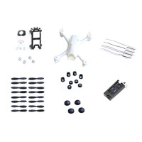 HUBSAN - CRASH KIT H107C+-06