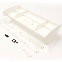 KYOSHO - AILERON 1/8 NYLON BLANC - MP9 TKI4 IF491W