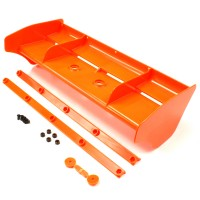 KYOSHO - NYLON WING INFERNO MP9 TKI4 - ORANGE IF491KO