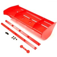 KYOSHO - NYLON WING INFERNO MP9 TKI4 - RED IF491KR