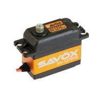 SAVOX - SERVO STANDARD 7.4V DIGITAL 35KG 0.11S PIGNONS TITANE SV-1270TG