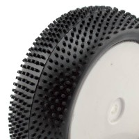 HOBBYTECH - 1/10 BUGGY TYRES FRONT MINI PICOTS (2) HT-427