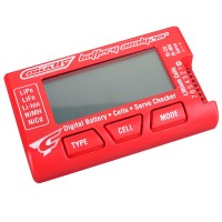 TEAM CORALLY - BATTERY ANALYZER C-48550