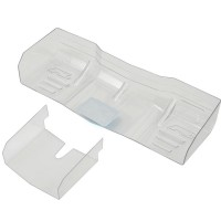 PRO-LINE - TRIFECTA PRE-CUT LEXAN 1/8 OFF ROAD WING (CLEAR) 6252-17