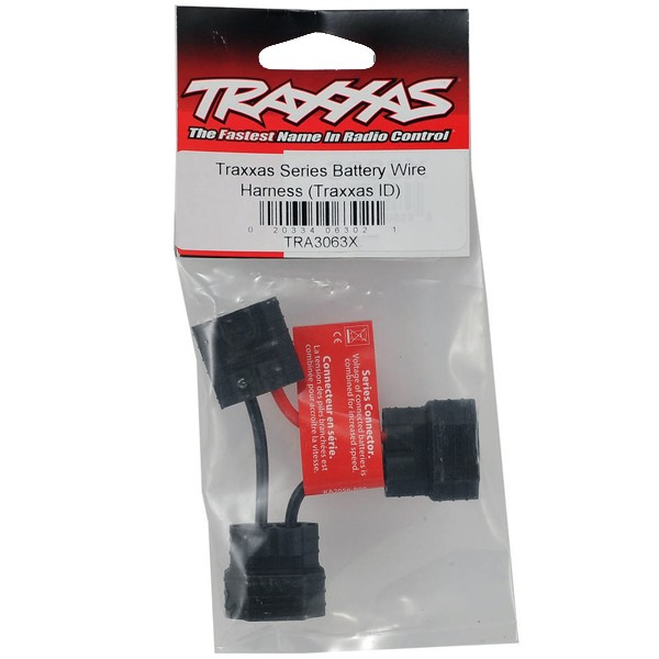 traxxas wire harness series battery connection id compatible 3063x traxxas wire harness series battery connection (id compatible traxxas wiring harness at readyjetset.co