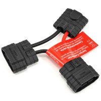 TRAXXAS - WIRE HARNESS SERIES BATTERY CONNECTION (iD COMPATIBLE) 3063X