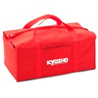 KYOSHO - CARRYING BAG RED 87619
