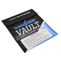 VOLTZ - CHARGE VAULT LIPO SACK/BAG MEDIUM 22CM X 18CM VZ1001