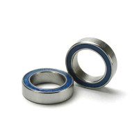 TRAXXAS - BALL BEARINGS BLUE RUBBER SEALED (10X15X4MM) (2) 5119