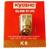KYOSHO - BOUGIE K6 KYOSHO 74495