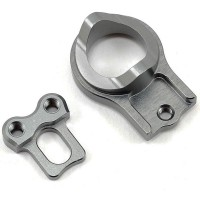 SERPENT - SERVO SAVER BOTTOM ALUMINIUM (2) 903589
