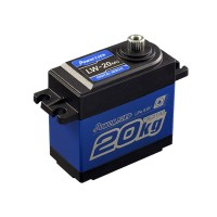 POWER HD - SERVO HD LW-20MG MG DIGITAL WATERPROOF (20.0KG/0.16SEC)