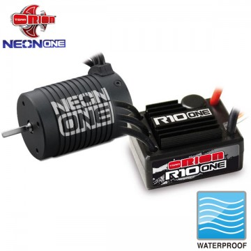 TEAM ORION - COMBO NEON ONE BL TUNING 2700KV-45A (540-4P-SENSORLESS-DEANS) ORI66099