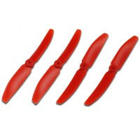KYOSHO - PROPELLER DRONE RACER (4) RED DR005R