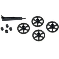 KYOSHO - PINION AND SPUR GEAR SET DRONE RACER DR006