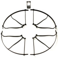 KYOSHO - PROPELLER GUARD (4) AND WING STAY DRONE RACER DR004