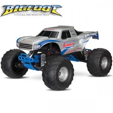 TRAXXAS - BIGFOOT 4X2 1/10 BRUSHED TQ 2.4GHZ - ID 36084-1