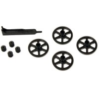 KYOSHO - PINION AND SPUR GEAR SET DRONE RACER - HIGH SPEED DRW001