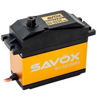 SAVOX - SV-0235MG HIGH VOLTAGE 5TH SCALE DIGITAL SERVO