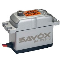 SAVOX - SERVO STANDARD DIGITAL / BOITIER ALU 30KG-0.13S SA-1283SG