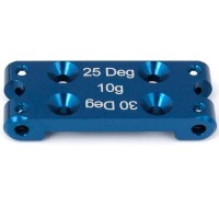 TEAM ASSOCIATED - B6/B6D ALUMINUM BULKHEAD AS91658
