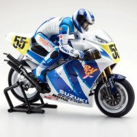 KYOSHO - MOTO HANGING ON RACER SUZUKI RGV 1992 KIT 34931B