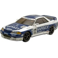 KYOSHO - BODY SHELL NISSAN NAPOLEX SKYLINE No12 1991 MINI-Z