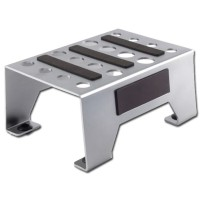FASTRAX - UNIVERSAL ALUMINIUM CAR STAND SILVER FAST410S