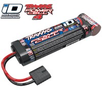 TRAXXAS - BATTERY SERIES 4 POWER CELL 4200MAH (NIMH, 7-C FLAT, 8.4V) W/iD CONNECTOR 2950X