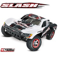 TRAXXAS - SLASH OBA 1/10 BRUSHED TQ 2.4GHZ 58034-