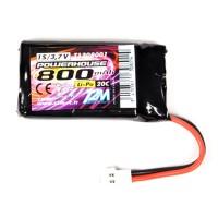 T2M - ACCU 3.7V 800MAH 20C T1308001