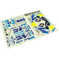 KYOSHO - DECAL SHEET SRT SUZUKI RGV-I GPD101