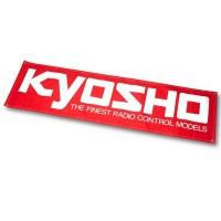KYOSHO - BANDEROLLE KYOSHO (500x1770MM) VINYL 87007