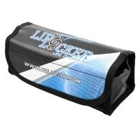 VOLTZ - CHARGE VAULT LIPO LOCKER BOX/BAG 18.5CM x 7.5CM X 6CM VZ1005