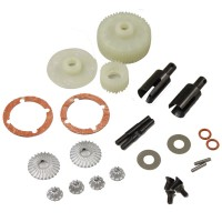 KYOSHO - DIFFERENTIAL GEAR SET ULTIMA SC/DB/RB5/RT5 UMW604