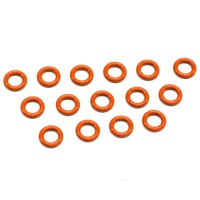 KYOSHO - JOINTS TORIQUES P6 (15) ORANGE (BSW63) ORG06