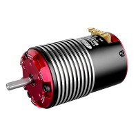TEAM CORALLY - DYNOTORQ 815 MOTOR BRUSHLESS SENSORED 1/8 - 4-POLES 2350 KV C-61200