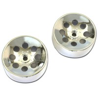 KYOSHO - WHEEL BLIZZARD (2) - SILVER BL9MS
