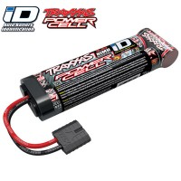 TRAXXAS - ACCUS SERIE 5 iD POWER CELL 8,4V NI-MH 7 ELEMENTS 5000 MAH EN LONG 2960X