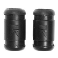 KYOSHO - EXHAUST JOINT (BLACK) (2) 92601BK