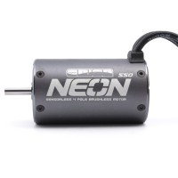 TEAM ORION - NEON 550 BLS MOTOR 4 POLES/2400KV/5MM SHAFT ORI28186