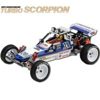 KYOSHO - TURBO SCORPION 1:10 2WD KIT *LEGENDARY SERIES* 30616