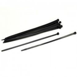 KYOSHO - STRAP - BLACK / LONG 20CM (12) 1702BK