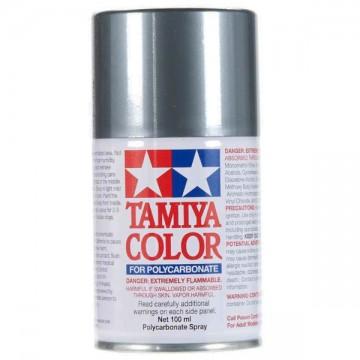TAMIYA - PS-63 GUN METAL CLAIR PEINTURE LEXAN 86063