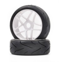 T2M - RALLY GAME TIRE GROOVES (2P) T422524